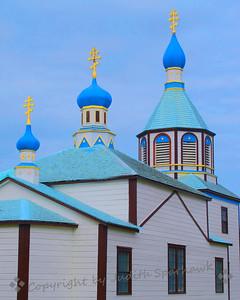 Russian Orthodox Church, Kenai, Alaska