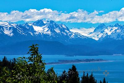 Homer Alaska View