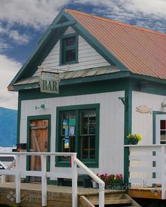 Seaview Bar, Hope, Alaska