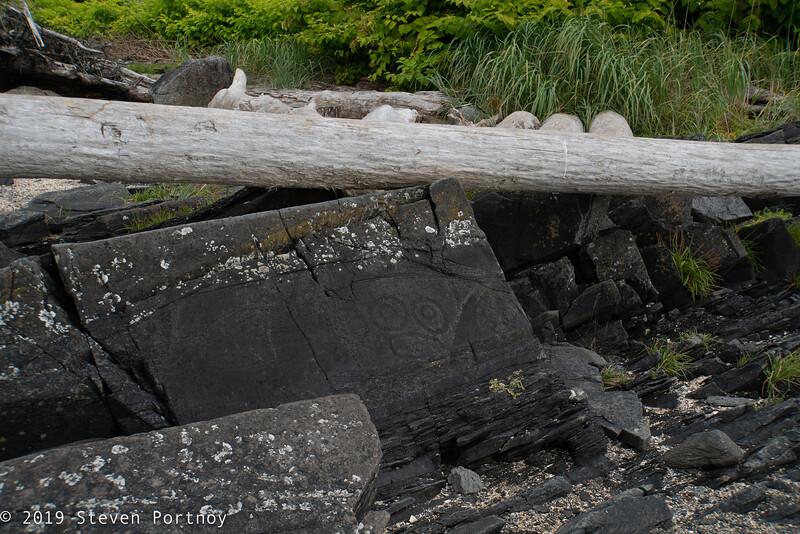 Wrangel, AK - Petroglyph Beach State Park