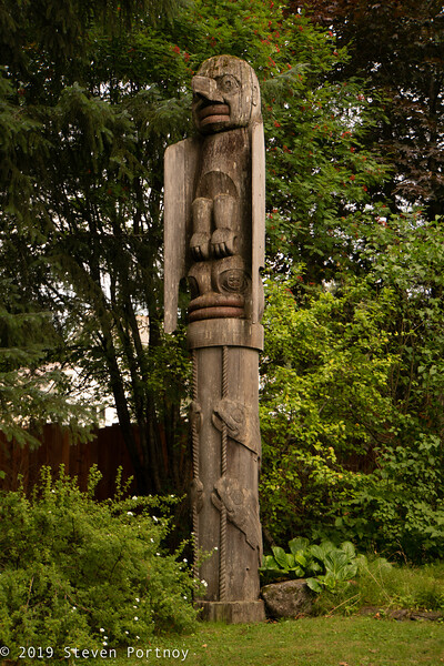 Wrangel, AK - Totem Park