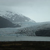 Mendenhall glacier, outside of Juneau.