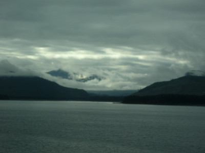 Cruising to Alaska, 2009