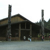 Noonah - more totem poles
