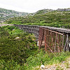 Old Bridge on White Pass Railroad