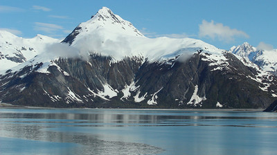 Glacier Bay NP is accessible only via boat or plane.