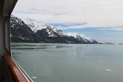 Welcome to Glacier Bay NP.