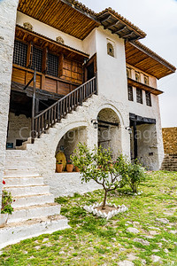 An Ottoman Style house-The Ethnographic Museum