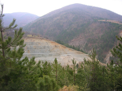 Durres-Kukes Highway March 1 2008