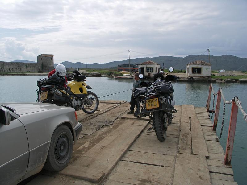 Butrint Ferry