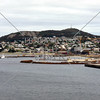 View from the port of Albany, Western Australia.