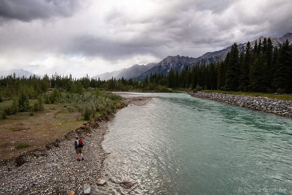 Bow River, Canmore