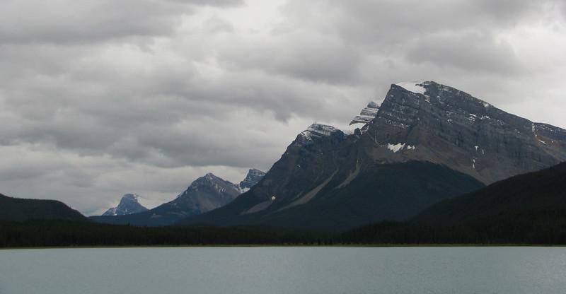 Upper Waterfowl Lake