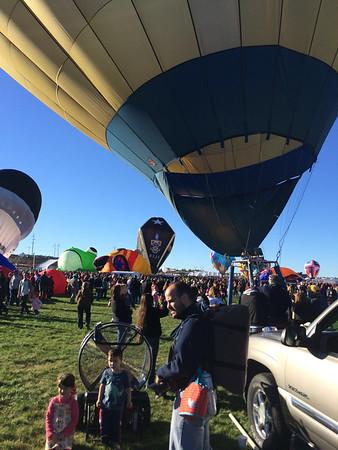 Balloon Fiesta!