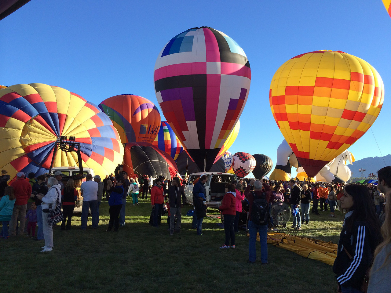 Balloon Fiesta!