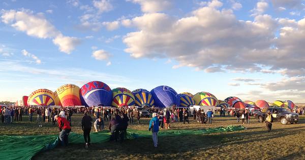 Albuquerque Balloon feista