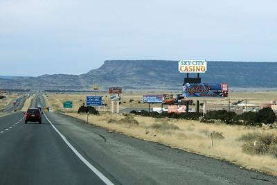 Acoma Pueblo, January 2, 2008