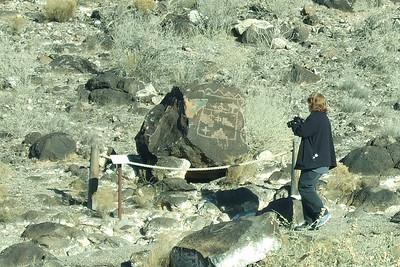Petroglyph National Monument, December 30, 2007