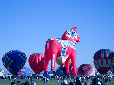 Flying Horse, 2006