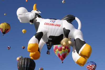 Airabelle, The Flying Cow, 2004