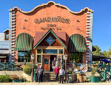 Gardunos for Lunch