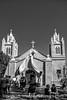 Church on the Square in Albuquerque