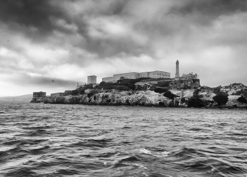 Alcatraz Island - Famous Federal Prison 1930 - 1965