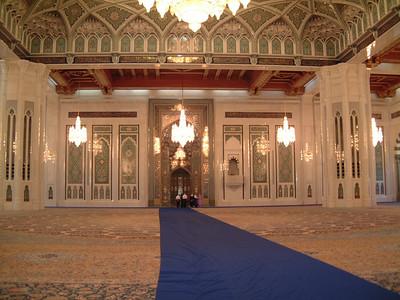 That's one big carpet.