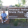 This is one of our planned stops. Anasazi Indian Park is located in Boulder.