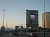 North on the I-15 thru Las Vegas