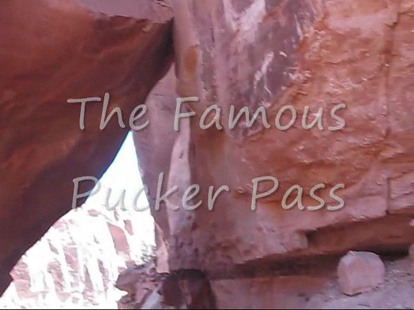 Pucker Pass