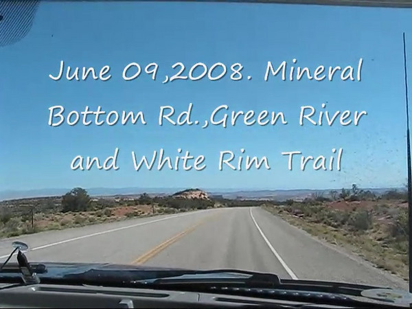 Mineral Bottom Rd.