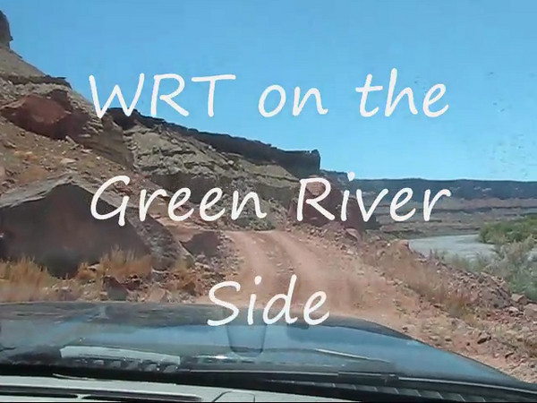 WRT on the Green River