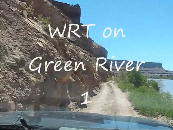 WRT on Green River 1