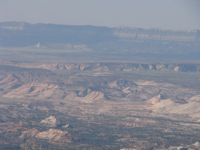 From Hwy12 we can see Grandstaircase area.