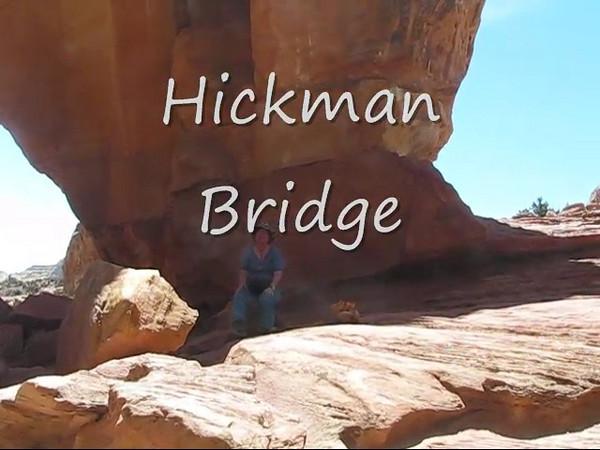 Hickman Bridge
