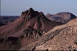 The Hoggar Mountains in Algeria