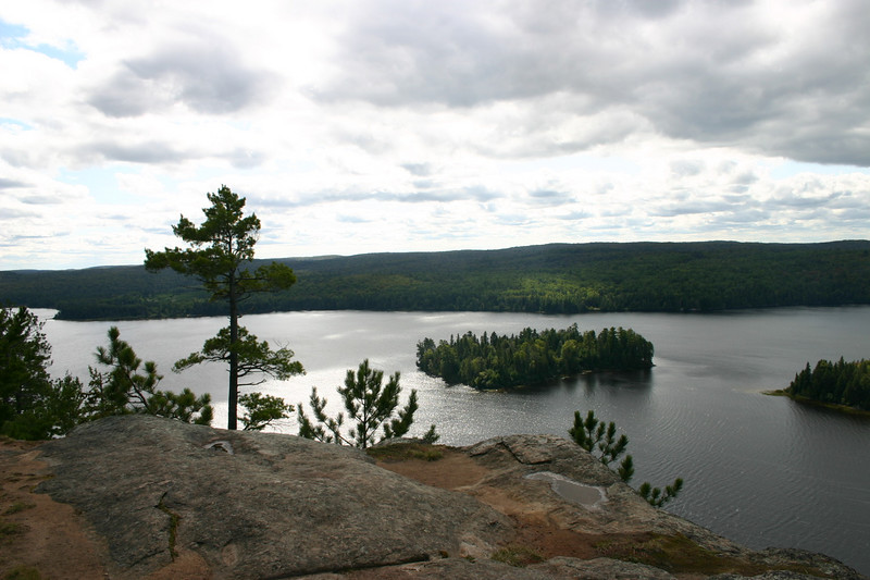 What is there to say?  To me, this is emblematic of the Canadian Shield.