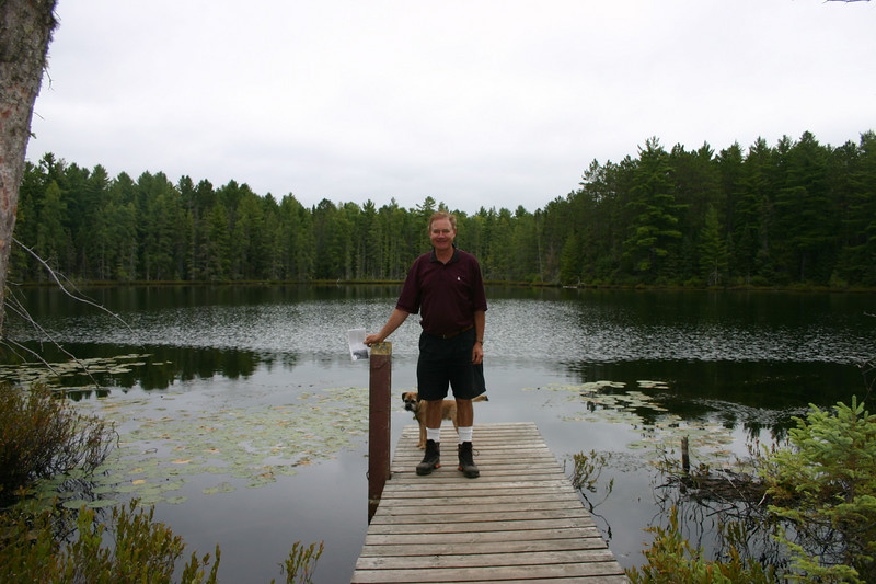 There is a trail marker at this pretty little lake and I intended to transcribe the description with our photos.   Unfortunately, I cannot find the trail guides!!!