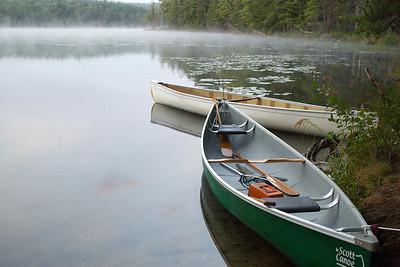 ChristmasGiftBright2008;Algonquin;Canoe;Flatwater