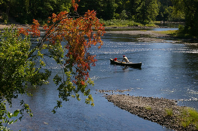 Algonquin;PeterB;Canoe;Flatwater;Flowing