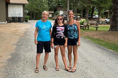 Karen, Taylor, and Tanya