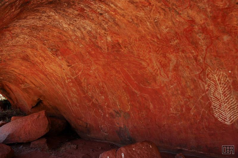Rock Art of Uluru