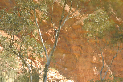 Simpson's Gap, NT, Australia. September 2011