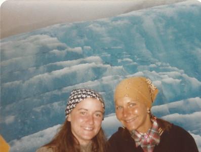Yowza!  The Sawyer Glacier - Tracy's Arm