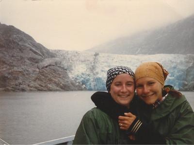 The Splendid Sawyer Glacier