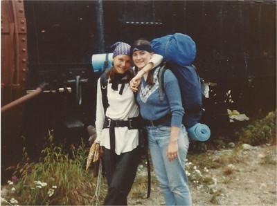 Travelin' gals