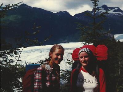The Mendenhall Glacier (Juneau)