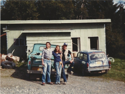 Haines - Steve, Mike and Alice