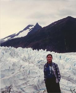 Mendenhall Glacier (and JoanE)